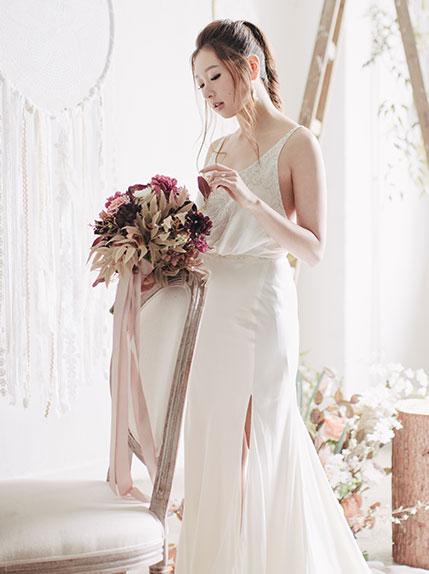 photo of bridal wedding planner studio