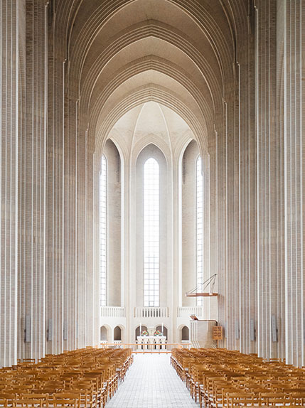 large church for marriage ceremony