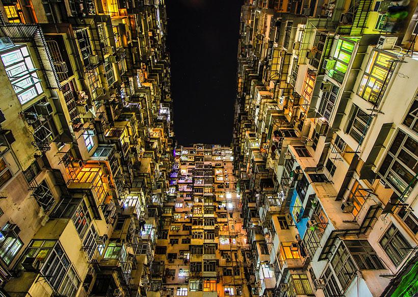 yik fat building in hong kong